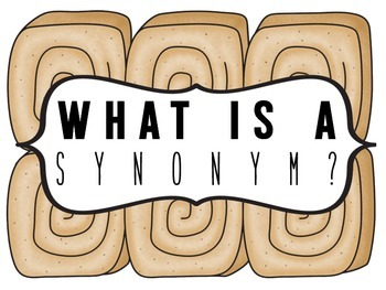 Synonym Rolls: Learning about Synonyms