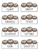 Synonym Rolls Synonym Literacy Center and Differentiated Activities