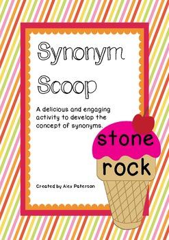 Synonym Scoop