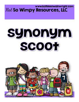 Synonym Scoot