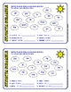 Synonym Scramble Cards or Printable - Fun Puzzle Format!