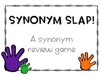 Synonym Slap!