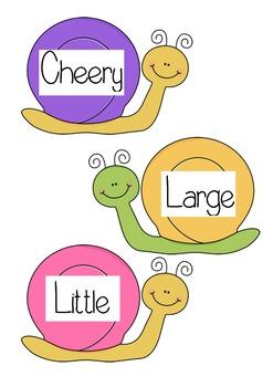 Synonym Snails