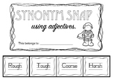 Synonym Snap Adjective Edition