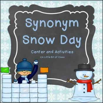 Synonym Snowday Center and Activities