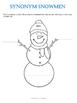 Synonym Snowmen