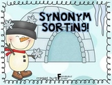 Synonym Sort!
