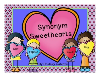 Valentine's Day Synonym Sweethearts
