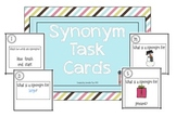 Synonym Task Card Pack