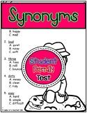 Synonym Test