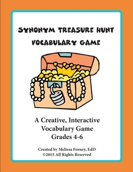 Synonyms Grades 4 - 6
