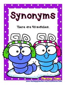 Synonym Winter Worms