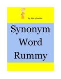 Synonym Word Rummy