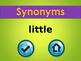 Synonym and Antonym Game - Plays like $10,000 Pyramid
