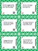 Synonym and Antonym Task Cards w/ QR Codes (3rd-4th)