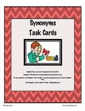 Synonym and Antonym Task Card Bundle
