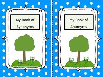 Synonym and Antonym Unit