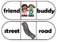 Synonym puzzles (matching)