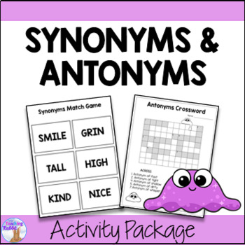 Synonyms