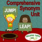 Synonyms: A Comprehensive Synonym Unit