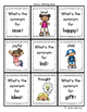 Synonyms & Antonyms Grammar Centers and Activities