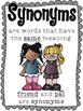 Synonyms & Antonyms Grammar Unit Bundle
