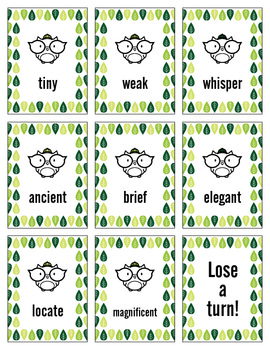 Synonyms, Antonyms, Compound Words, & Mult. Meaning Words Grades 2-3 Combo Pack