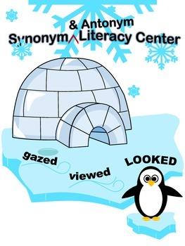 Synonyms & Antonyms Literacy Center