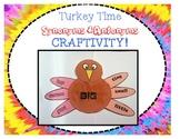 Synonyms & Antonyms Turkey CRAFTIVITY!
