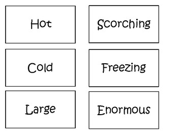 Word Work Memory Games