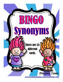 Synonyms - Bingo