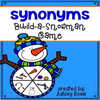 Synonyms: Build A Snowman Game