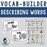 Vocabulary Builder - Describing Words