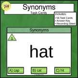 Synonyms Clip Cards