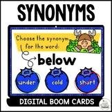 Synonyms Digital Boom Cards