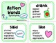 Synonyms - Action Words
