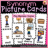 Synonyms - Flash Cards