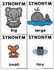 Synonyms Flashcards: Similar Words