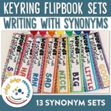 Synonym Keyring Flipbooks