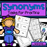 Synonyms--Group and Independent Tasks for Grades 1-3