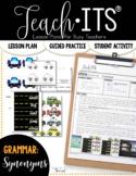 Synonyms Lesson Plan