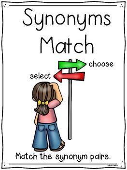 Synonyms Match