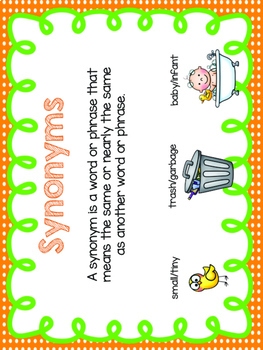 Synonyms Matching and More