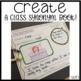 Synonyms Match Up and Class Book Activity