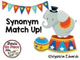 Synonyms Match-Ups!
