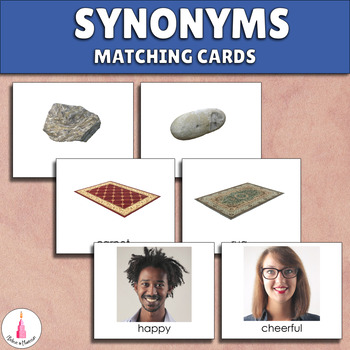 Synonyms Matching Activity