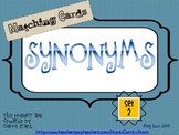 Synonyms Matching Cards Set 2