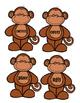 Synonyms - Monkeys and Bananas