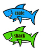 Synonyms - Mr. Shark is Hungry!  Will He Find Some Fancy Fish to Eat?