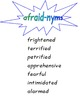 Synonyms/ Phrases- 41 Posters!!!